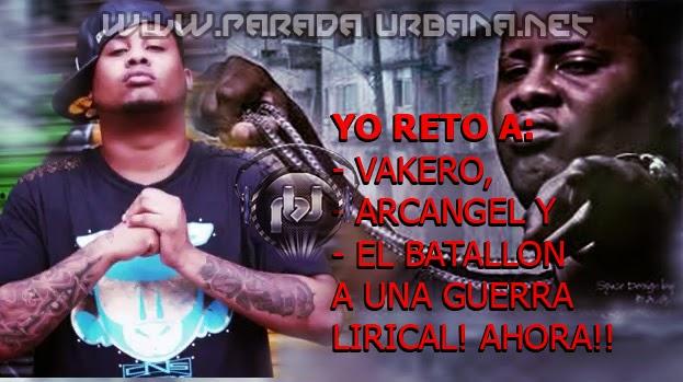 """NOTI-URBANA - El Lapiz Conciente esta retando públicamente a """"Vakero, Arcangel y El batallon"""" en una guerra lirical."""