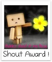 shout award