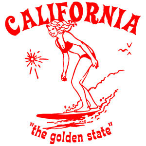 California the Golden State