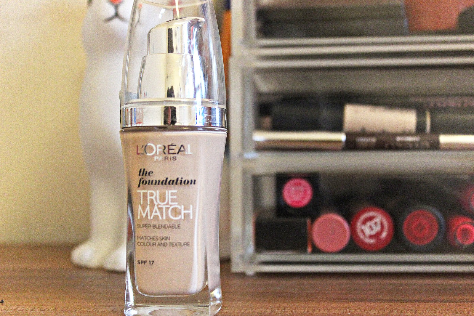 Review | L'Oreal True Match Foundation