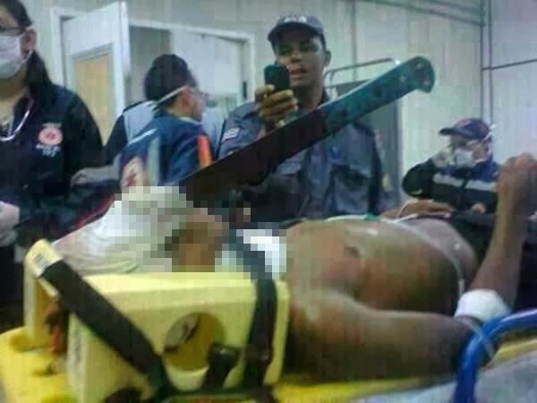 site do piaui mostra imagens do massacre no pres237dio de