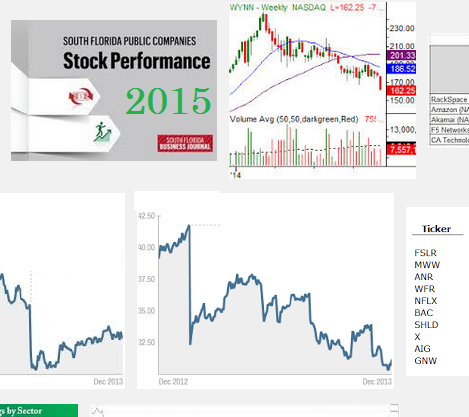 Worst Stocks 2015