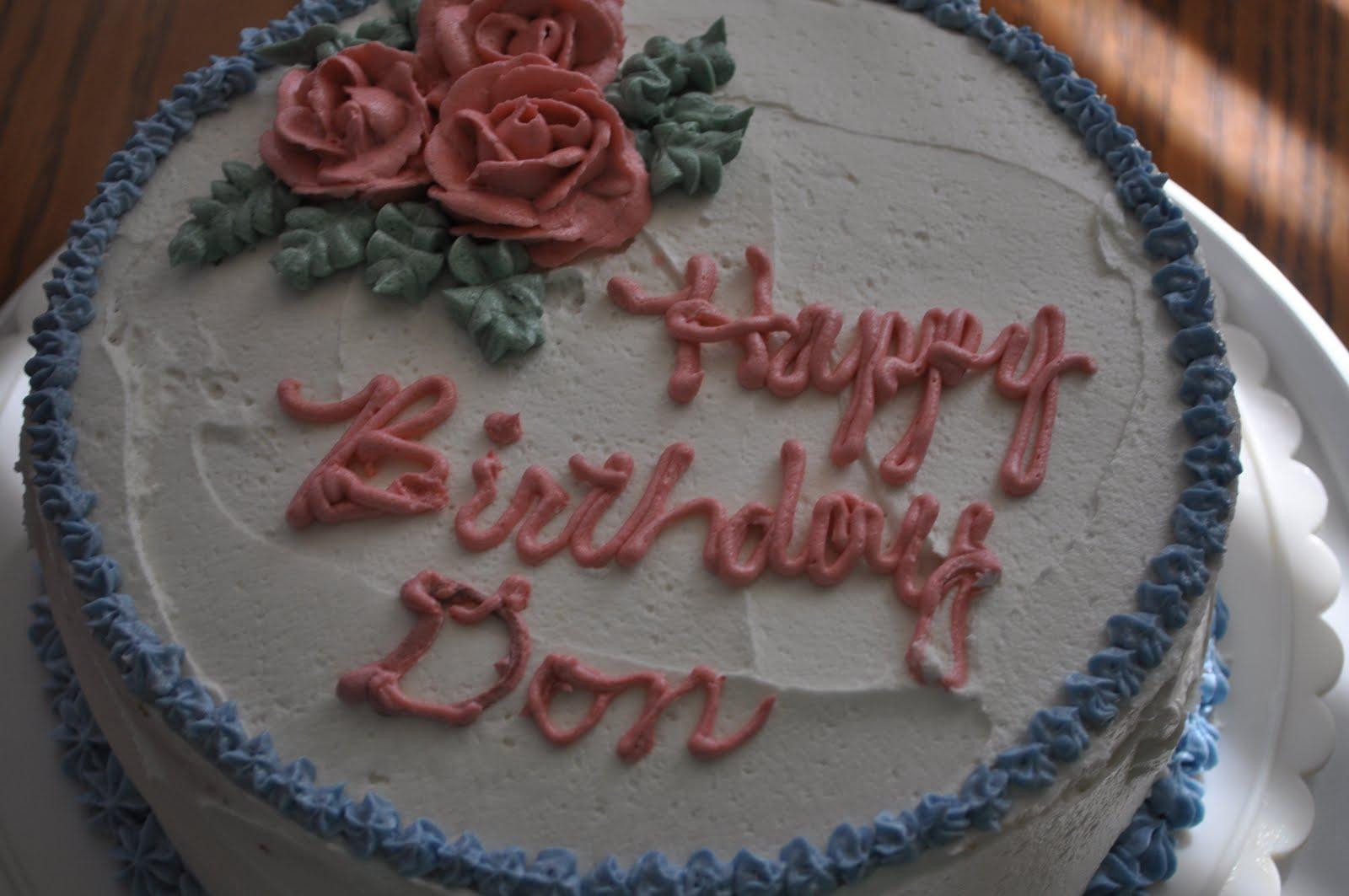 Cake Decorating Recipes : Beth s Favorite Recipes: Cake decorating frosting