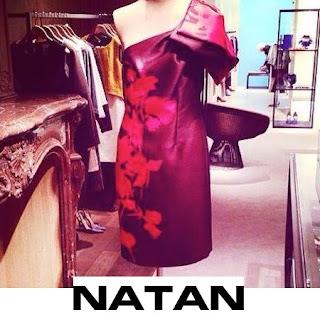 NATAN Dress - Queen Maxima of Netherlands