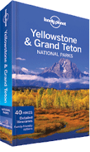 New Lonely Planet Guide to Yellowstone
