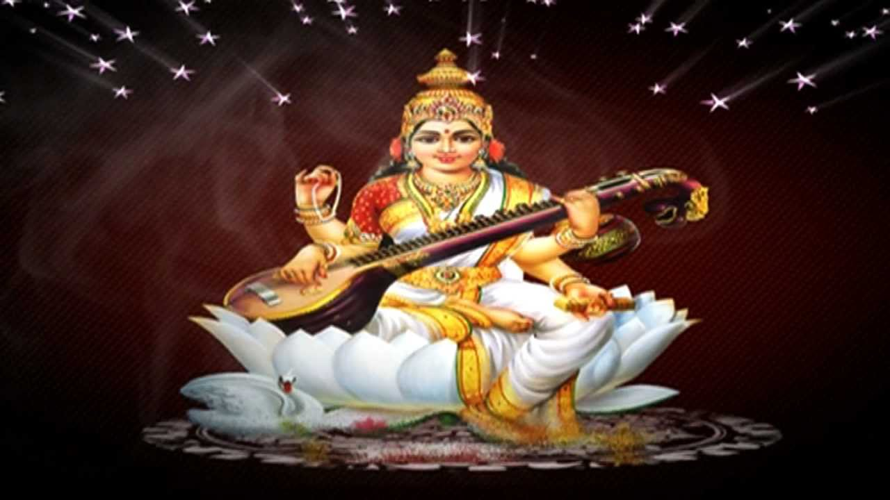 Maa Saraswati Hindu Goddess Saraswati HD Images | God ...