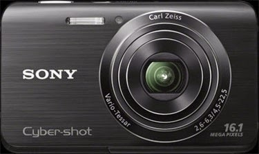 Sony Cyber-shot DSC-W650 Camera User's Manual