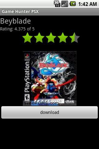Download Free: Game Hunter PSX 1.0 apk (v1.0) Android Game