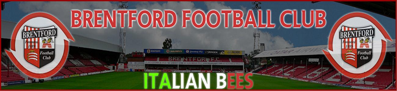 BRENTFORD F.C. ITALIAN BEES