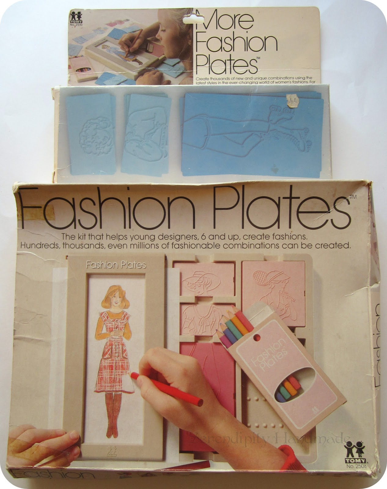 How To Do Barbie Design Fashion Plates Fashion Plates was first