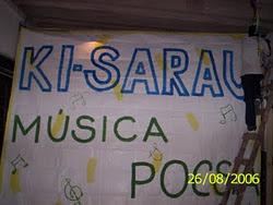 Ki Sarau - Na Associação Chico Mendes