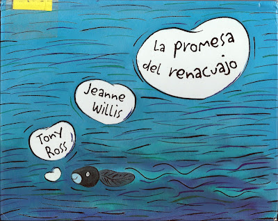 La promesa del renacuajo - Jeanne Willis
