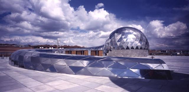 """""""Planetario Digital"""" en Cosmocaixa Madrid - losplanesdemaria.com"""