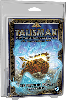 board game news talisman the nether realm expansion