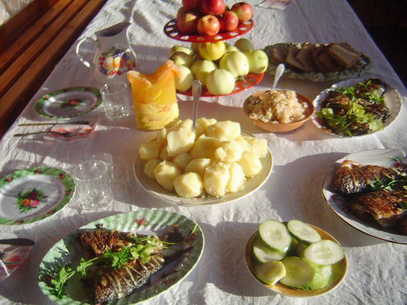 как приготовить панские блины и панскую мочанку по-белорусским традициям