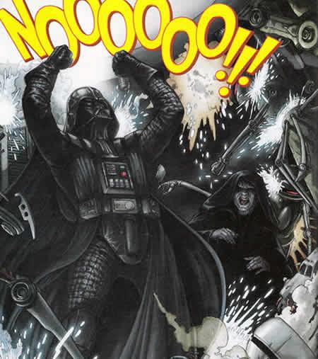 Au fil des années LucasArts a annulé 20 jeux Star Wars DarthVaderNO