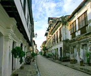 Unesco World Heritage site Vigan City