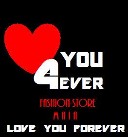 LOJA LOVE YOU FOREVER - PREOS DE OUTLET NAS NOVAS COLEES