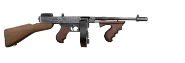 Thompson M1921 Sub-machine Gun