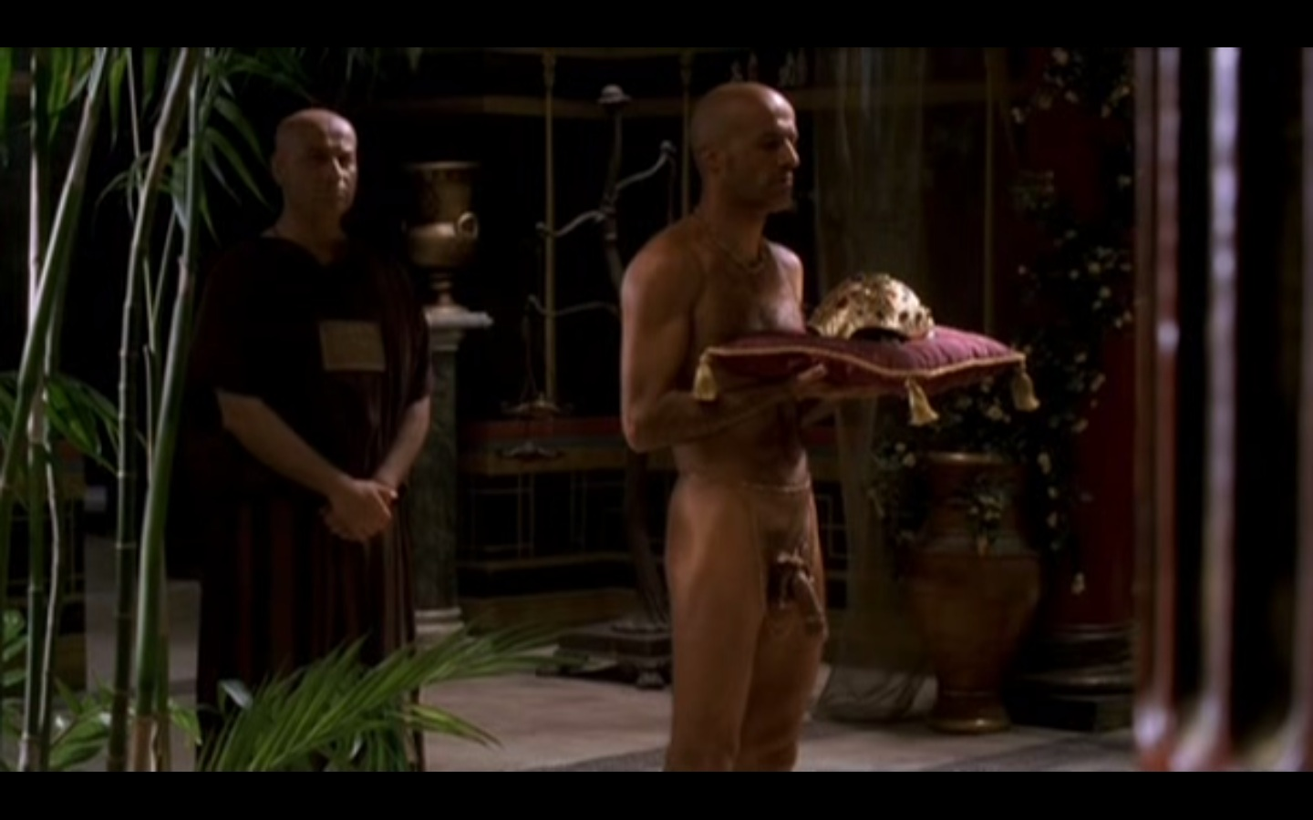 Latest Nude, naked pictures of James Purefoy nude
