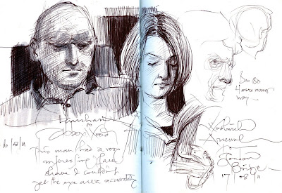 how to become good at sketching