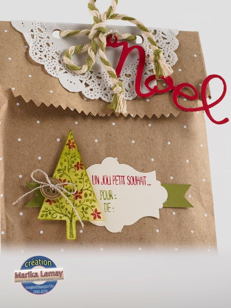 Pochette de Noël 2