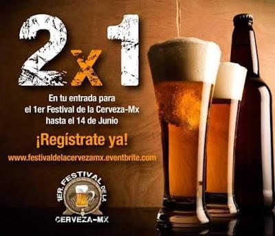 festival de la cerveza ciudad de méxico 2015