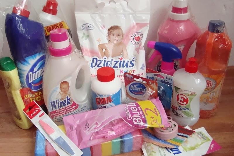 Moje zakupy w Drogerii internetowej Superkoszyk.pl