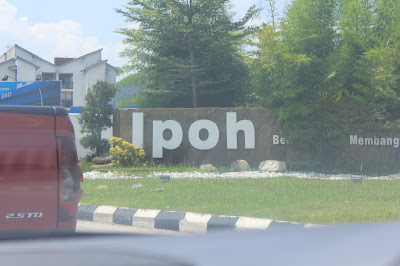 Ipoh, Chinese Food & Homestay