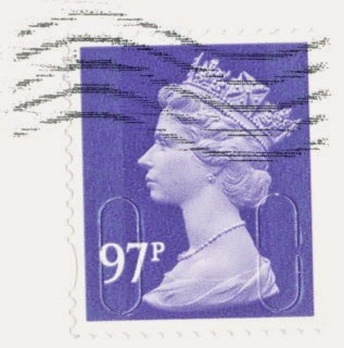 united kingom, queen, elizabeth II, stamp, england