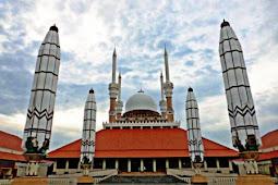 Jam Buka Menara Masjid Agung Jawa Tengah (MAJT)