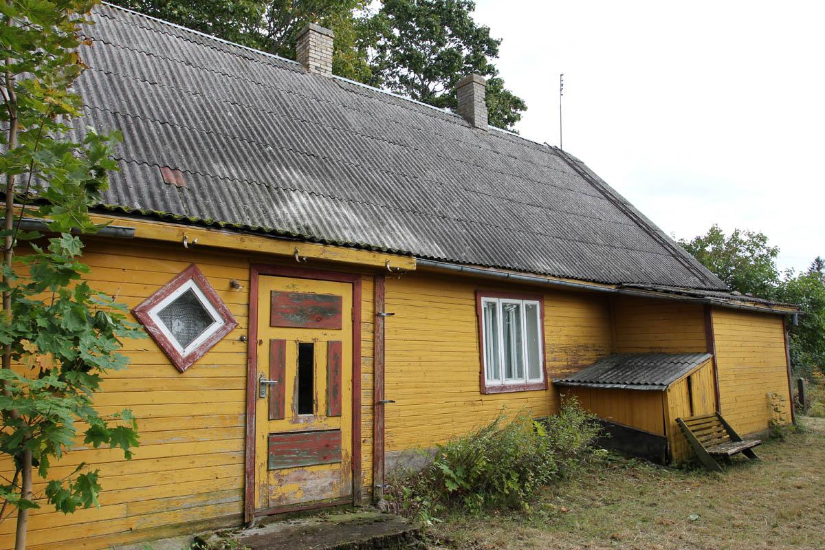 Suomalaisena Virossa Talo Virosta? Beresjen talomme on nyt myynnissä Edulli