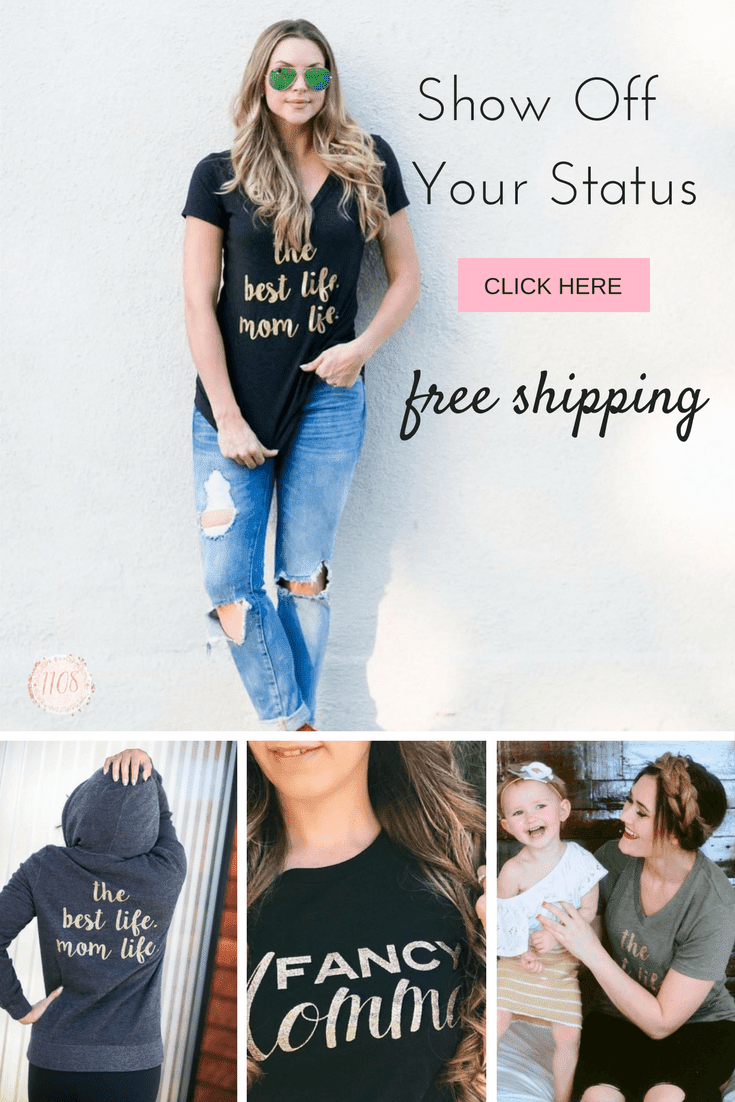Shop Mom Life Apparel