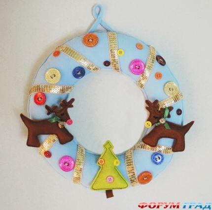 Web de la navidad adornos de navidad hechos a mano - Regalos navidenos hechos a mano ...