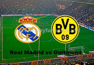Real Madrid vs Borussia Dortmund - Semifinal Champions 2013