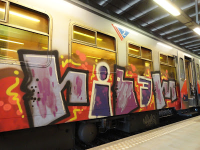 THE crew graffiti