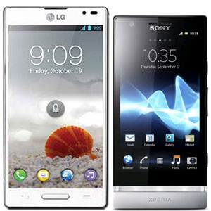 comparison sony xperia p vs lg optimus l9 manual user guide rh tipz tech blogspot com Xperia Play Sony Xperia U