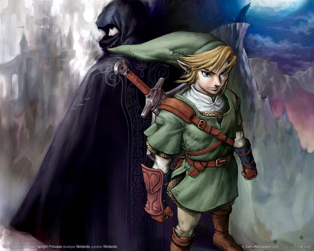 The Legend of Zelda HD & Widescreen Wallpaper 0.211789537321792