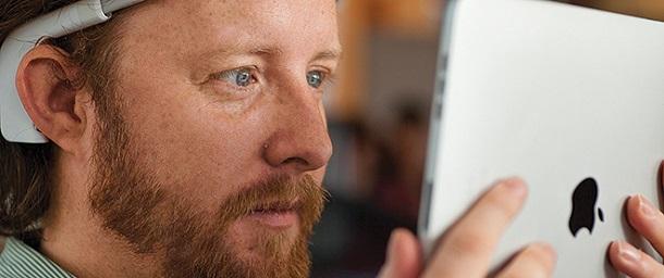 O seu cérebro poderá controlar o seu próximo smartphone.