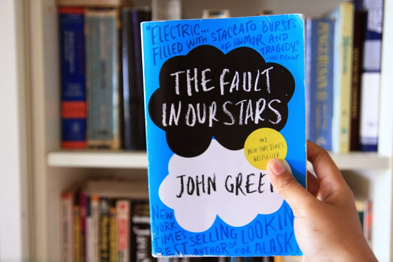book review the fault in our