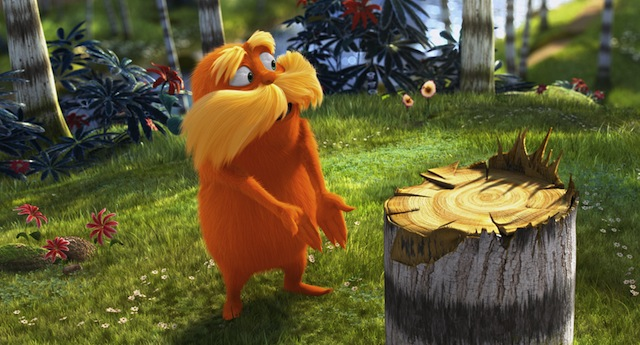 Employment Issues The Lorax Planting Seeds And Hope