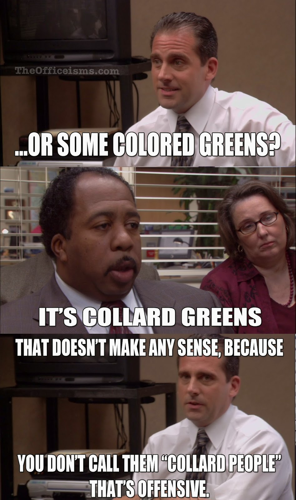 Offensive Quotes The Officeisms Michael Scott Memes