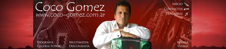 WEB - SITE COCO GOMEZ