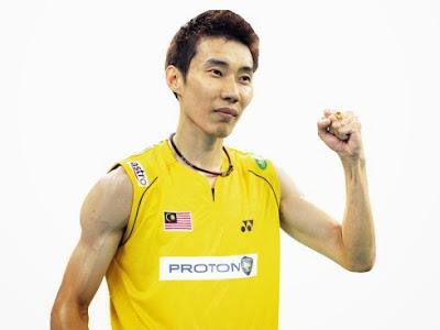 Lee Chong Wei Juara Kejohanan Badminton Siri Super Master Akhir 2013