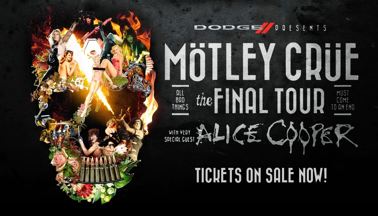 motley crue the final tour