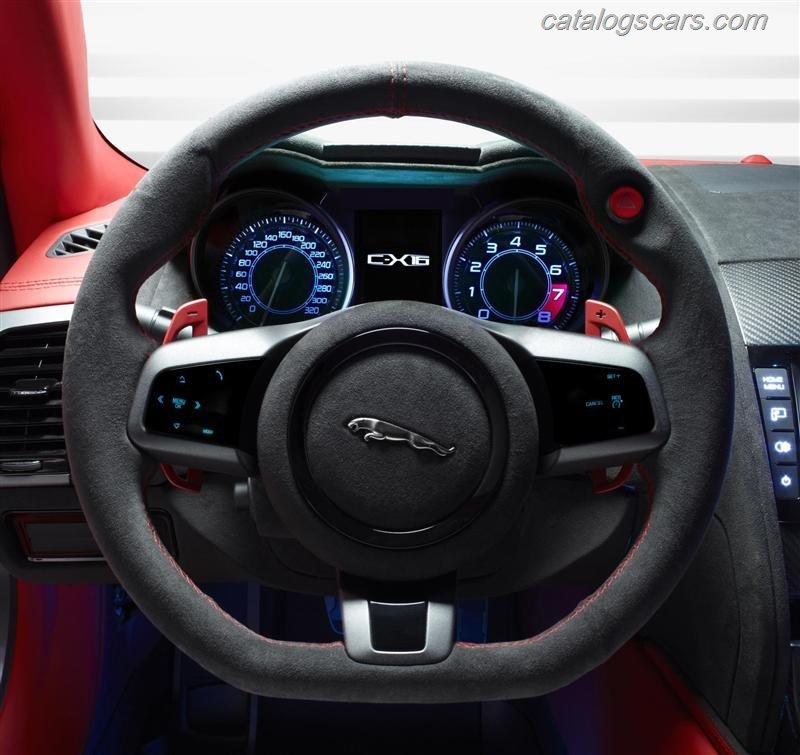 صور سيارة جاكوار C-X16 كونسبت 2014 - اجمل خلفيات صور عربية جاكوار C-X16 كونسبت 2014 - Jaguar C-X16 Concept Photos Jaguar-C-X16-Concept-2012-28.jpg