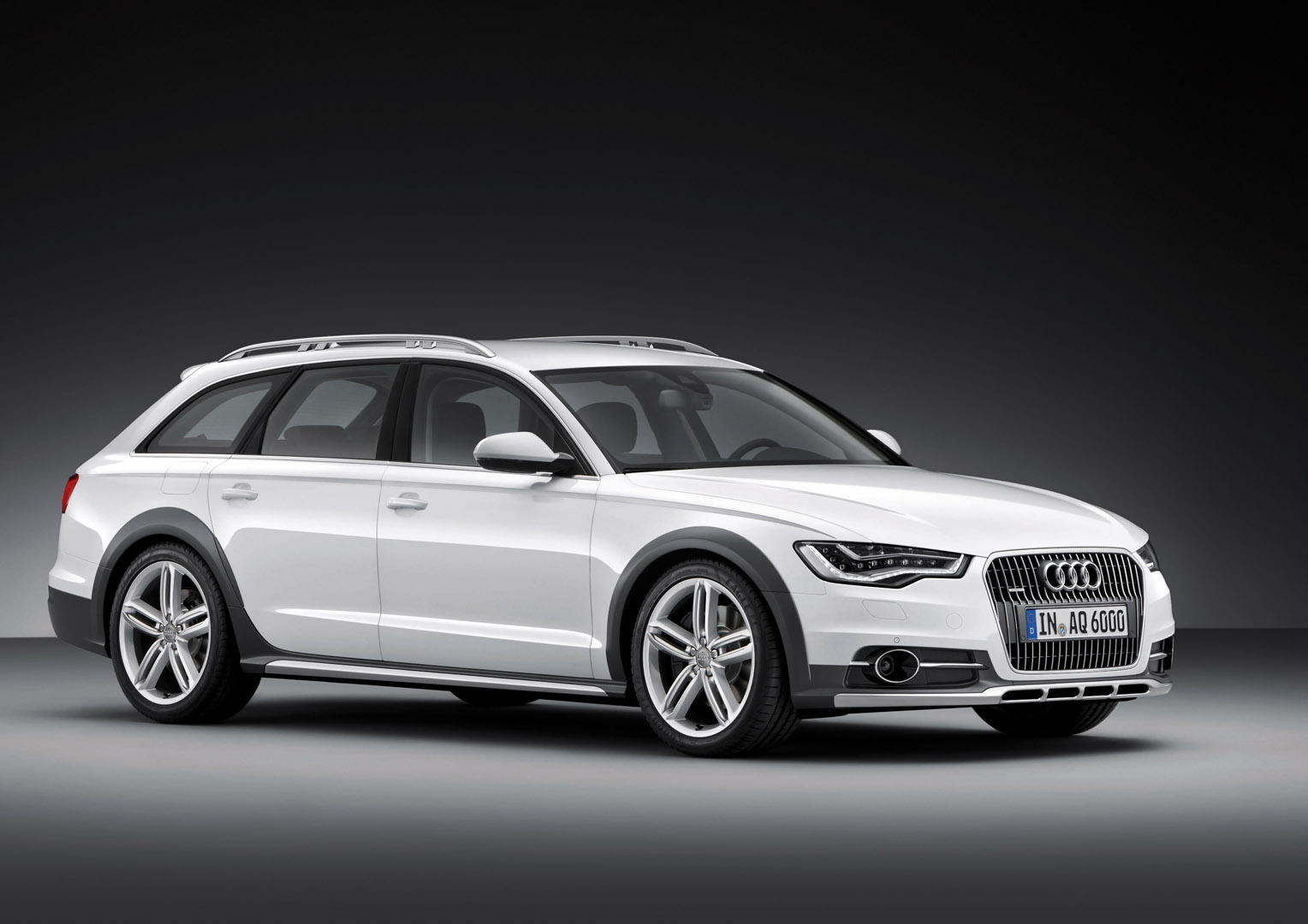 Sport Cars Audi A6 Allroad Quattro 3 0 Tdi Hd Wallpapers 2012