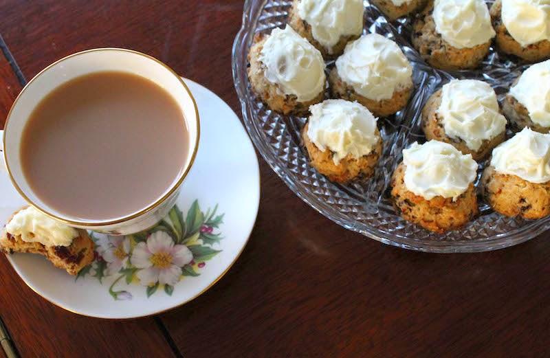 Food Lust People Love Christmas Pudding Cookies Cookieweek Giveaway