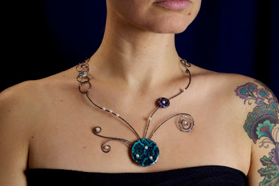 patsy kay kolesar design art jewellery