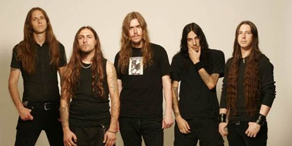 Opeth Shown with new keyboardist